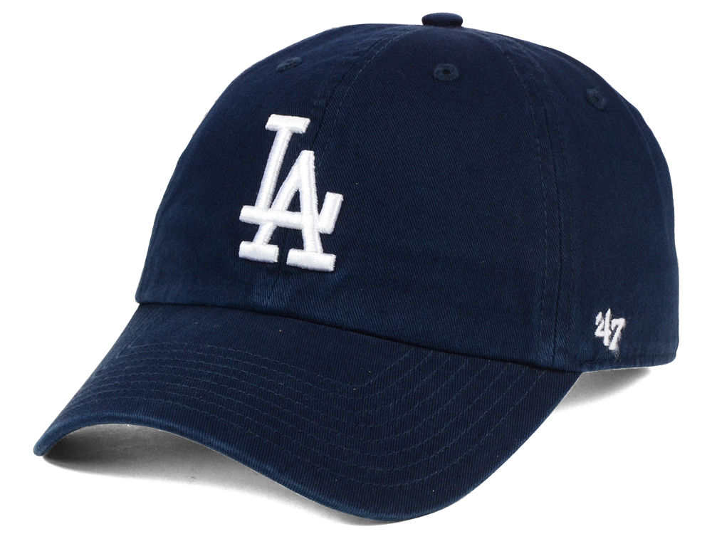 Los Angeles Dodgers  47 MLB Core  47 CLEAN UP Cap  ba17c71d2bc