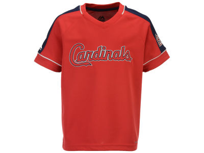 St. Louis Cardinals MLB Kids Lead Hitter T-Shirt