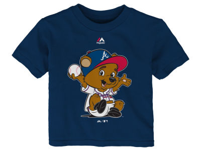 Atlanta Braves MLB Infant Baby Mascot T-Shirt