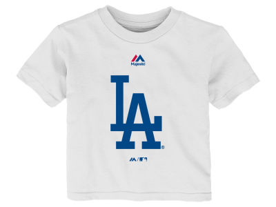 Los Angeles Dodgers MLB Infant Baby Mascot T-Shirt