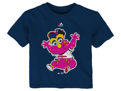 Cleveland Indians MLB Infant Baby Mascot T-Shirt