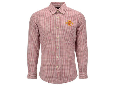 Iowa State Cyclones NCAA Mens Monarch Button Down Shirt