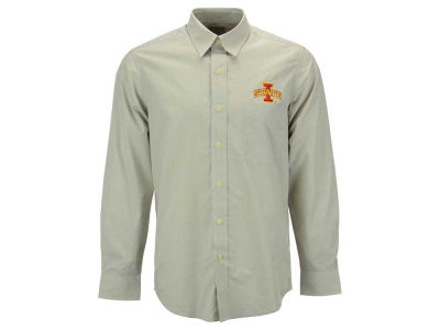 Iowa State Cyclones NCAA Focus Long Sleeve Woven Shirt