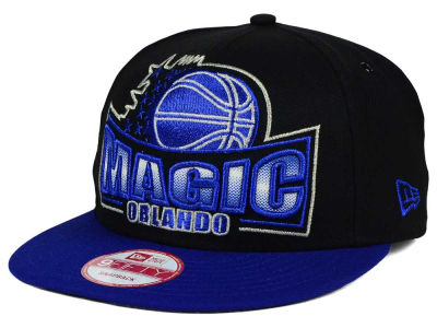Orlando Magic New Era NBA HWC Metallic Grader 9FIFTY Snapback Cap