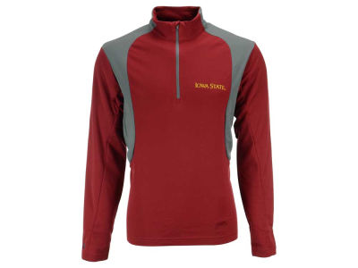 Iowa State Cyclones NCAA Men's Delta Quarter Zip Pullover