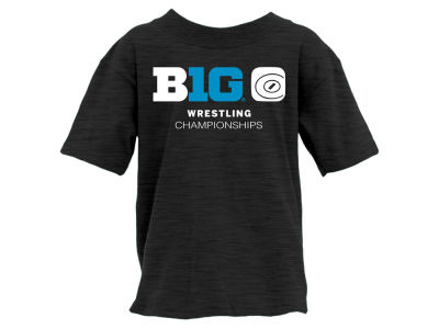 Blue 84 NCAA 2016 Big Ten Youth Wrestling Championship T-Shirt