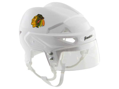 Chicago Blackhawks NHL Player Helmet
