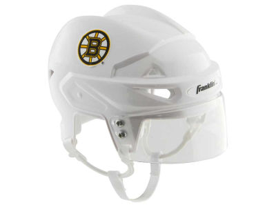 Boston Bruins NHL Player Helmet