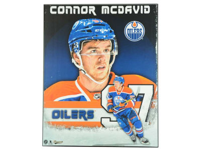 Edmonton Oilers Connor McDavid NHL 11x14 Player Plaque