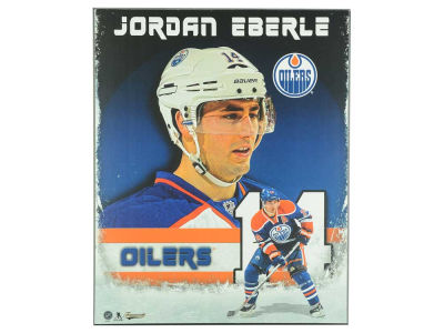 Edmonton Oilers Jordan Eberle NHL 11x14 Player Plaque