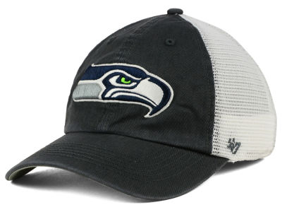 Seattle Seahawks '47 NFL Blue Hill '47 CLOSER Cap