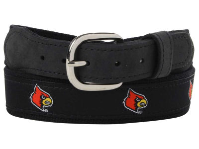 Louisville Cardinals Ribbon Belt