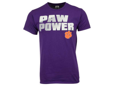 Clemson Tigers NCAA 2 for $28 NCAA Men's Slogan Stack T-Shirt