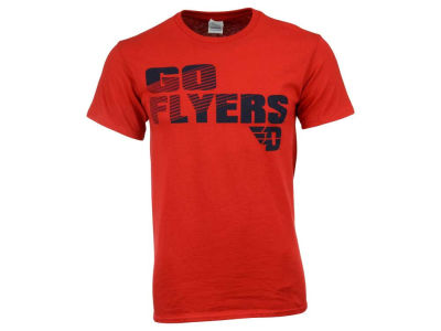 Dayton Flyers NCAA 2 for $25  NCAA Men's Slogan Stack T-Shirt