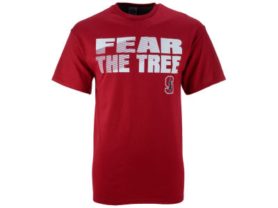 Stanford Cardinal NCAA 2 for $28 NCAA Men's Slogan Stack T-Shirt