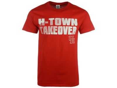 Houston Cougars NCAA 2 for $25  NCAA Men's Slogan Stack T-Shirt