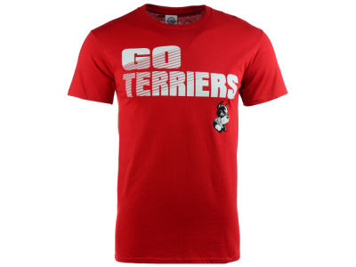 Boston Terriers 2 for $28 J America NCAA Men's Slogan Stack T-Shirt