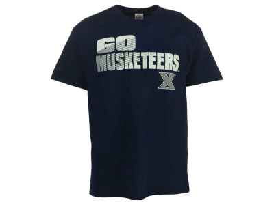 Xavier Musketeers 2 for $28 NCAA Men's Slogan Stack T-Shirt
