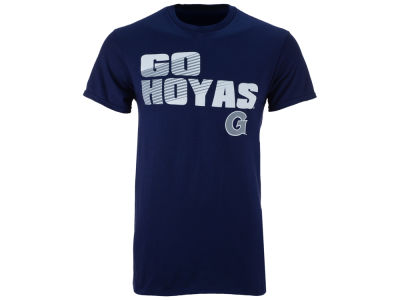 Georgetown Hoyas NCAA 2 for $25  NCAA Men's Slogan Stack T-Shirt