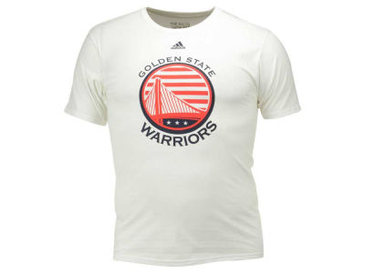 Golden State Warriors adidas NBA Men's Hoops for Troops T-Shirt