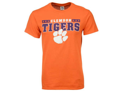 Clemson Tigers NCAA 2 for $25  NCAA Men's Star Bar T-Shirt