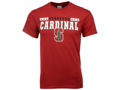 Stanford Cardinal NCAA 2 for $25  NCAA Men's Star Bar T-Shirt