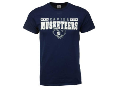 Xavier Musketeers NCAA 2 for $25  NCAA Men's Star Bar T-Shirt