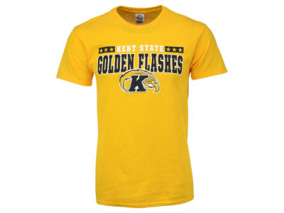 Kent State Golden Flashes 2 for $28 NCAA Men's Star Bar T-Shirt