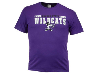 Kansas State Wildcats NCAA 2 for $28 NCAA Men's Star Bar T-Shirt