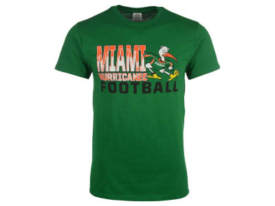Miami Hurricanes NCAA 2 for $25  NCAA Men's Football Stack T-Shirt