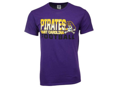 East Carolina Pirates NCAA 2 for $25  NCAA Men's Football Stack T-Shirt