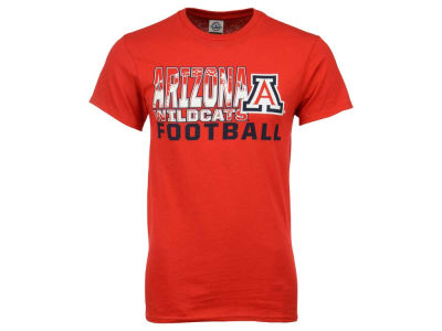 Arizona Wildcats NCAA 2 for $25  NCAA Men's Football Stack T-Shirt