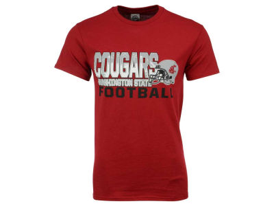 Washington State Cougars 2 for $28 NCAA Men's Football Stack T-Shirt