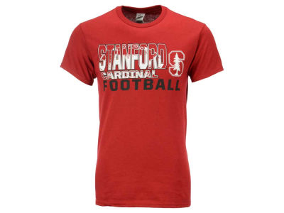 Stanford Cardinal NCAA 2 for $28 NCAA Men's Football Stack T-Shirt