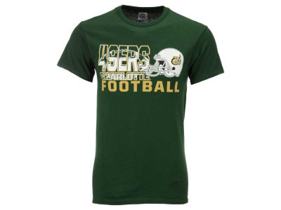 Charlotte 49ers NCAA 2 for $25  NCAA Men's Football Stack T-Shirt