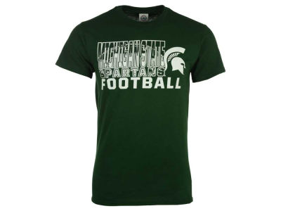 Michigan State Spartans NCAA 2 for $25  NCAA Men's Football Stack T-Shirt