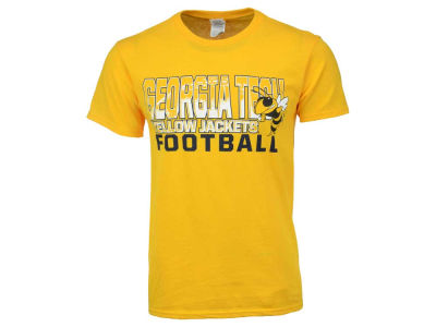Georgia-Tech 2 for $28 NCAA Men's Football Stack T-Shirt