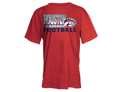 Houston Cougars NCAA 2 for $25  NCAA Men's Football Stack T-Shirt