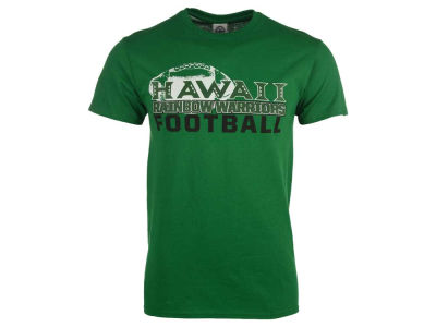 Hawaii Warriors NCAA 2 for $25  NCAA Men's Football Stack T-Shirt