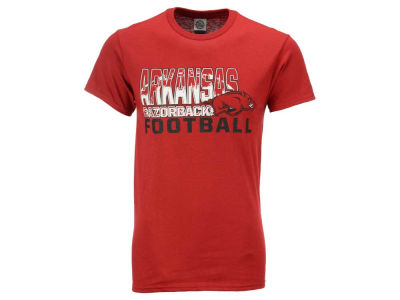 Arkansas Razorbacks NCAA 2 for $25  NCAA Men's Football Stack T-Shirt