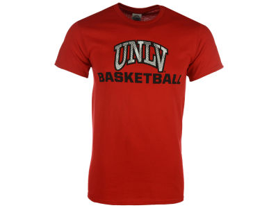 UNLV Runnin Rebels NCAA 2 for $25  NCAA Men's Basketball Stack T-Shirt