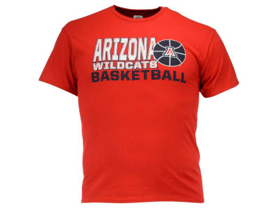 Arizona Wildcats NCAA 2 for $25  NCAA Men's Basketball Stack T-Shirt