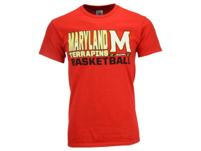 Maryland Terrapins NCAA 2 for $25  NCAA Men's Basketball Stack T-Shirt
