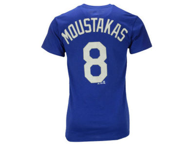 Kansas City Royals Mike Moustakas Majestic MLB Kids Official Player T-Shirt