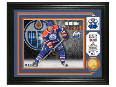 Edmonton Oilers Jordan Eberle Photo Mint Coin-Bronze