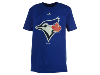 Toronto Blue Jays MLB Youth Primary Logo T-Shirt