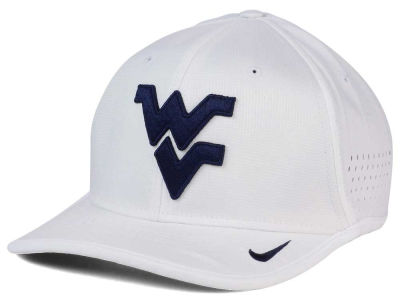 West Virginia Mountaineers Nike NCAA Vapor Sideline Coaches Cap