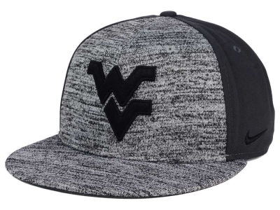 West Virginia Mountaineers Nike NCAA Col Flyknit True Cap
