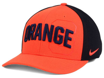 Syracuse Orange Nike NCAA Classic 99 Swoosh Flex Cap
