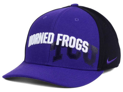 Texas Christian Horned Frogs Nike NCAA Classic 99 Swoosh Flex Cap